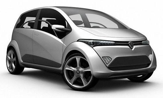 Geneva Preview Italdesign Proton Hybrid Concept Driving To The Future