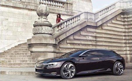 Citroen Numero on Models In China This Year And The Numero 9 Concept Car To Be Unveiled