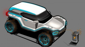 AUV concept