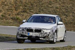 bmw 3series PHEV