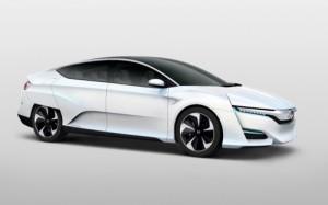 Honda-FCX-2016