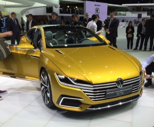 vw coupe concept coupe gte small