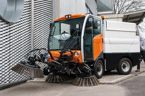 bucher roadsweeper