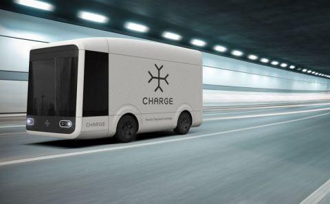 charge-delivery-van